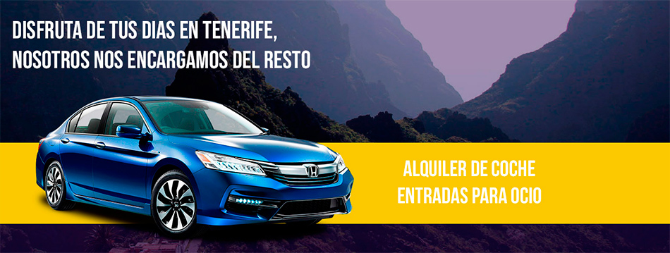 rent a car Tenerife